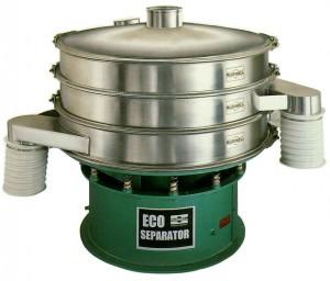 sita wibracyjne Eco Separator